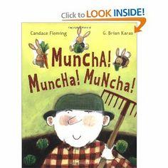 Muncha! Muncha! Muncha! by: Candace Fleming