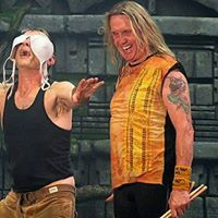 Bruce and Nicko