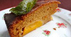 """750g vous propose la recette """"Gâteau mouillé abricots verveine"""" notée 4.5/5 par 2 votants."""
