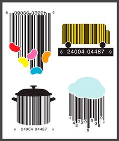 Beauty in a barcode.