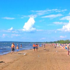 Wasaga Beach, going there