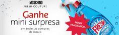 Ganhe mini surpresa em todas as compras da marca Moschino #cuponamao #Moschino http://cuponamao.blogspot.com.br/2016/08/sephora-ganhe-mini-surpresa-da-marca.html