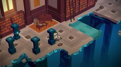 Lara Croft GO: The Mirror of Spirits (Image credit: Square Enix Montréal)