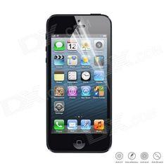 Enkay de pantalla de alta Borrar Front + Back Skin Protector Film para iPhone 5 - Transparente SKU: 199145 (Añadido el 01/04/2013) Precio: US$  1,70 Envío: Envío Gratis A SPAIN Entrega:  Normalmente se entrega de 7 a 10 días laborables
