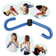 Multi-functional Thigh Master Leg Exerciser Fitness Workout Muscle Butt Toner KY