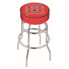 Ford Mustang Bar Stool With Backrest Celebrate The