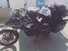 Refrigerated air conditioning - added extra on the BMWGS700