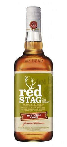 Red Stag Hardcore Cider. This is an incredible good bourbon if you enjoy flavored whiskies, this is the one