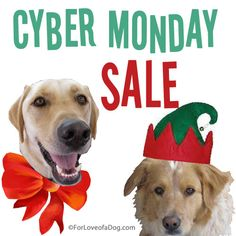 Cyber Monday Sale at For Love of a Dog!  Shop dog breed jewelry, dog bone and Dog Mom jewelry, even dog rescue bracelets.  Free standard shipping, too!