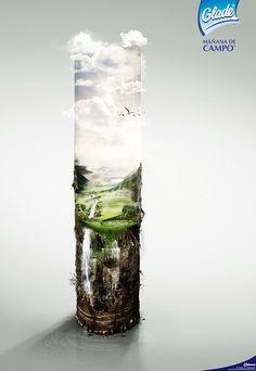 landscape on Behance