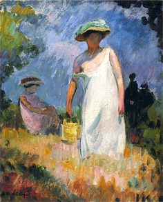 bofransson:  Mother and Child Henri Lebasque