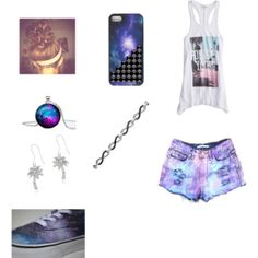 """""""Forever young---Galaxy"""" by livi-bug on Polyvore"""