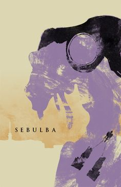 """Sebulba"" Star Wars: Episode I - The Phantom Menace Artwork by Travis English"