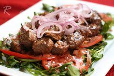 Bo Luc Lac (Vietnamese Shaking Beef)