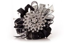 """Breakfast at Tiffany's"" Corsage for Prom 
