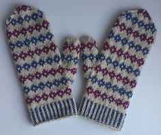 Lanka, puikot ja inspiraatio: Yksinkertainen on kaunista Knitting Socks, Fun Projects, Mittens, Gloves, Crochet, Christmas, Crafts, Breien, Knit Socks