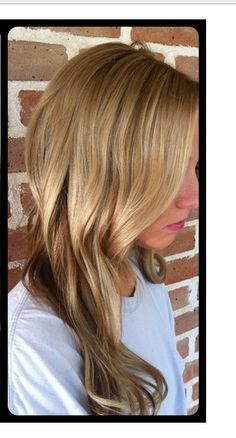 Doing this color with caramel blonde