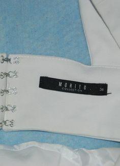 Kup mój przedmiot na #vintedpl http://www.vinted.pl/damska-odziez/sukienki-wieczorowe/18245181-biala-olowkowa-midi-sukienka-mohito-s-piekna-na-wesele-komunie-slub-chrzciny-koktajlowa-wizytowa