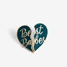 The Good Twin / Best Babes Pin + Post