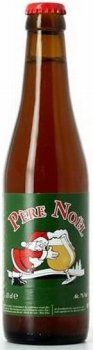 De Ranke Pere Noel Christmas Ale. A fantastic Christmas beer, but one that defies the universal custom of a stronger, spicier beer for the holiday season. #Christmas #beer #LuekensLiquors