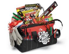 Do it Yourself Home Improvement: Home Repair Diy… Fix it yourself… handyman projects to fix issues that pop up in your home! Diy Gift Baskets, Raffle Baskets, Fundraiser Baskets, Gifts For Family, Gifts For Dad, Sister Gifts, Holiday Gift Guide, Holiday Gifts, Holiday Foods