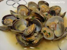 Almejas a la Marinera - Fisherman style clams
