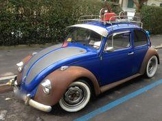 Starring: Volkswagen Beetle (by V12media.ch)