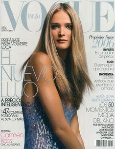 Carmen Kass - Vogue Magazine [Spain] (January 2006)