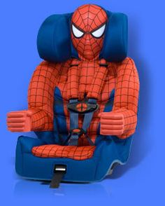 spiderman car seat | Question Any body heard about this C.R. company? - Car Seat.Org ...