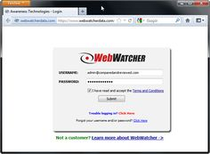 How to uninstall WebWatcher Malware, removal of WebWatcher Spyware and Adware. WebWatcher is a software that is used to monitor the computer online works and