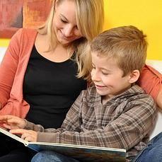 Si lees a tu hijo, tendrá mejores notas