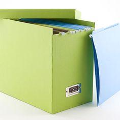 Fancy File Box 23 Jane Work