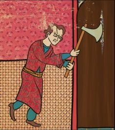 'The Shining,' A Clockwork Orange,' 'Scarface' & more become Ottoman miniature style works of art | Dangerous Minds