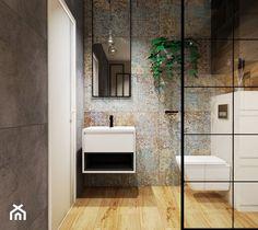 Downstairs Bathroom, Small Bathroom, Master Bathrooms, Guest Toilet, Bathroom Goals, Modern Bathroom Design, Bathtub, Interior Design, Showers