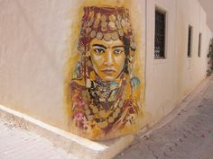 Djerba: The capital of Street Art