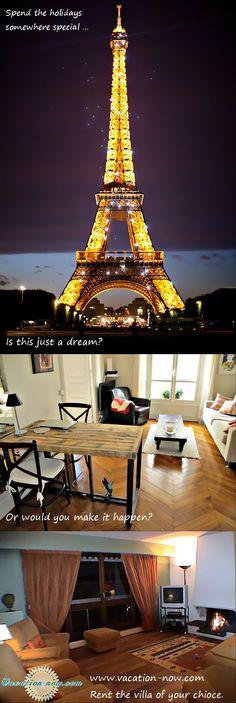 Find a villa in Paris? Image credit: http://500px.com/photo/3146447