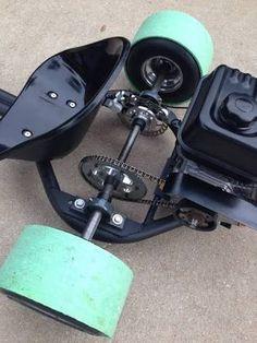 Resultado de imagem para projeto trike com motor