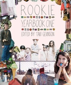 Rookie Yearbook One-Top 10 Design Books of 2012