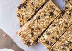 These no bake granola bars are made with only 5 ingredients! It's a super easy granola bar recipe you can customize with your favorite ingredients.