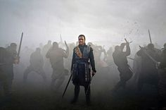 First Images from MACBETH Starring Michael Fassbender and Marion Cotillard