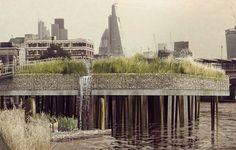 Blackfriars Baths by Studio Octopi