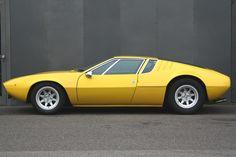 Uno de mis coches preferidos/One of my favorites cars. De TomasoMangusta