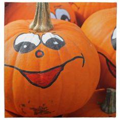 Halloween 2 napkin - halloween decor diy cyo personalize unique party