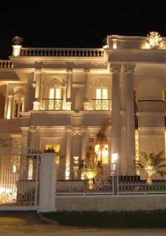 Luxury Mansions