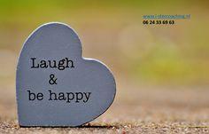 Laat jezelf en anderen lachen zo leef je positiever!