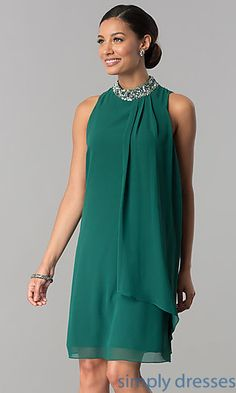 Apr 2020 - Shop Simply Dresses for long formal dresses like Short formal dresses, prom dresses, cocktail party dresses, evening gowns, casual and career dresses. Casual Cocktail Dress, Cocktail Dress Prom, Cocktail Attire, Cocktail Movie, Cocktail Sauce, Cocktail Shaker, Cocktail Recipes, Dresses Elegant, Casual Dresses