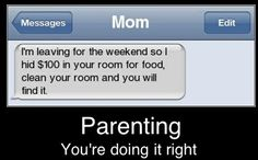 I'm so going to do this to my kid someday!