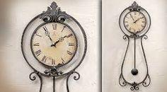 déco vintage horloge