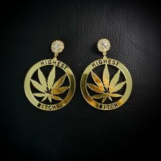 7c2584bcc5 19 Best Dank Weed Jewelry images in 2017 | Stoner style, Cannabis ...