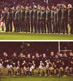 Contenders for The Rugby Championship: The Springboks & The All Blacks.